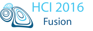 British HCI 2016 Logo