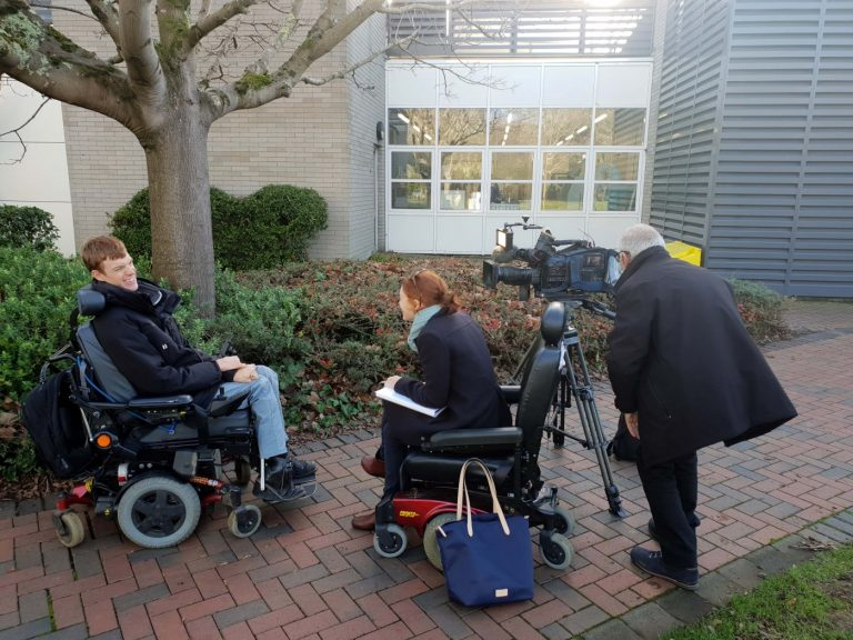 Dr Paul Whittington's research featured on the BBC South Today and Radio Solent Thumbnail